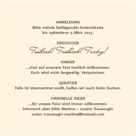 Hochzeitseinladung Informationen by Einlagekarten Sonnenblume In Ihrer Pracht