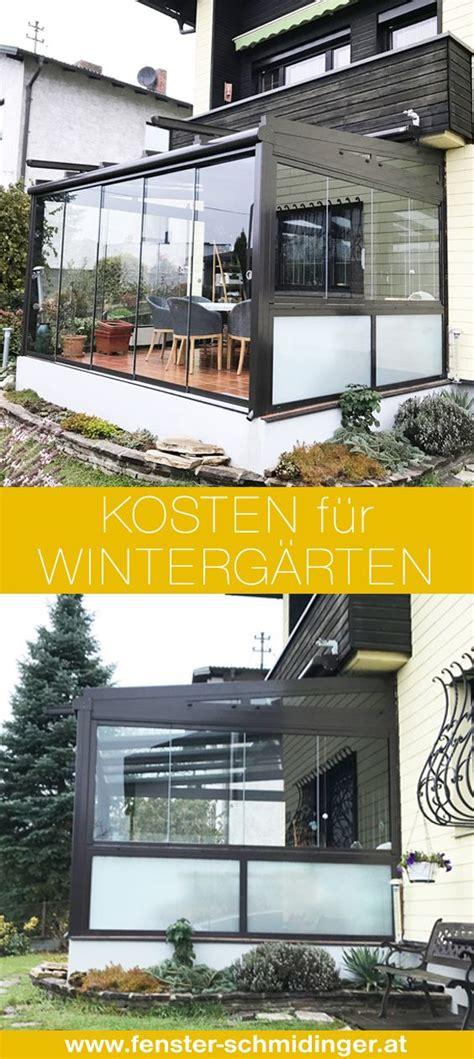 Wieviel Kostet Ein Wintergarten by Die Besten 25 Fenster Kosten Ideen Auf