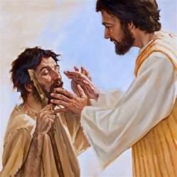 Jesus Healing Blind Bible Questions Answered Byronfliwalker