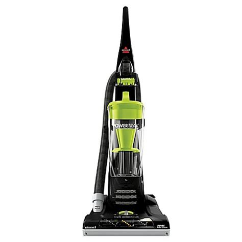 bissell bath bissell 174 powertrak 174 size upright vacuum bed bath beyond
