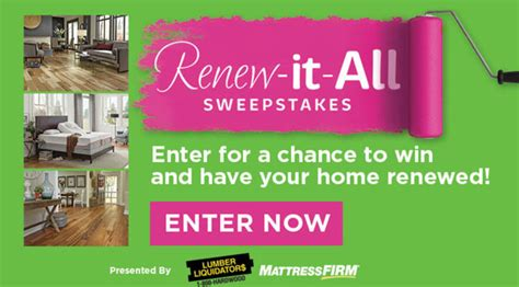 several sweepstakes offer free groceries for a year 25k