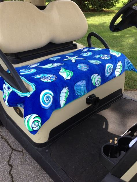 towel seat covers for golf carts shell shock golf cart seat cover 2 layers quality terry