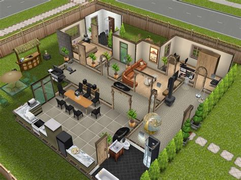 78 images about sims freeplay on house design
