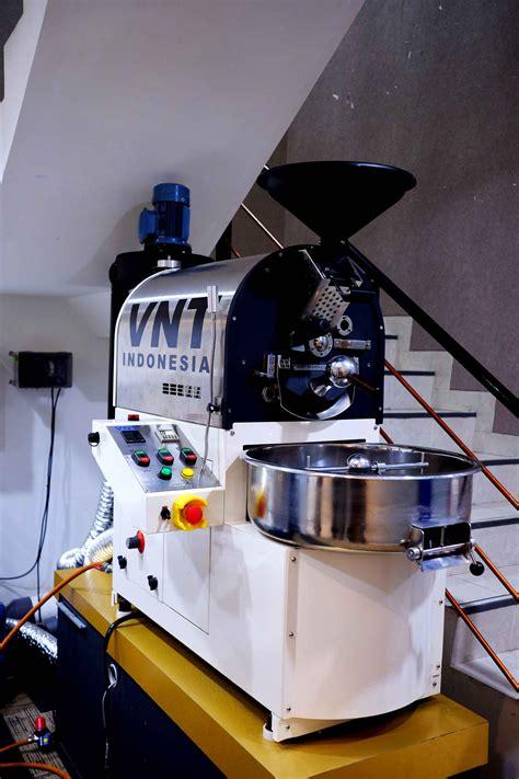 Mesin Roasting William vnt mesin roasting dari kini hadir di indonesia