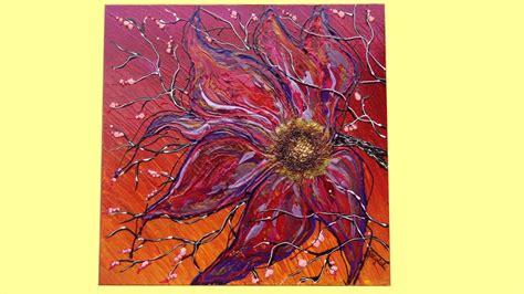 fiori quadri fiore tra i rami vendita quadri quadri moderni