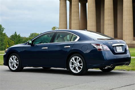 nissan sedan 2014 used 2014 nissan maxima sedan pricing for sale edmunds