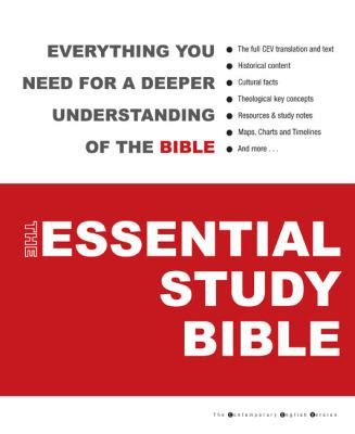 libro philosophy the essential study essential study bible cev by american bible society reviews description more isbn