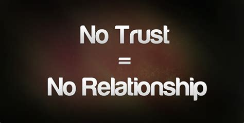 no trust no relationship quotespictures