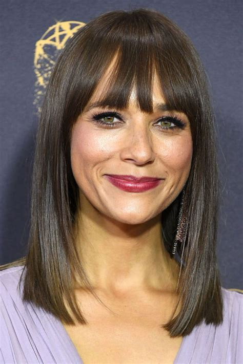 30 best hairstyles with bangs photos of celebrity