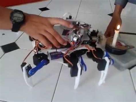 cara membuat robot naga cara membuat robot hexapod terkendali android youtube