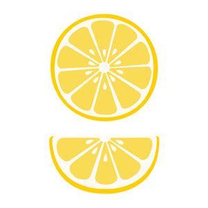 lime slice silhouette silhouette design store view design 147362 lemon