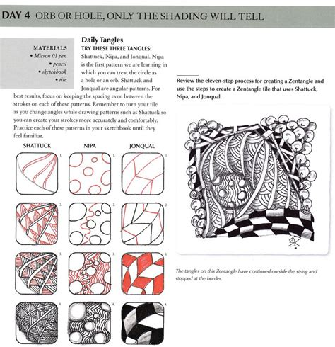 zentangle pattern isochor 24 best tangle isochor images on pinterest tangled