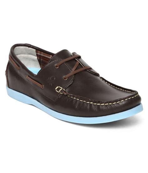 ucb 14a8sns0f002i boat brown casual shoes buy ucb