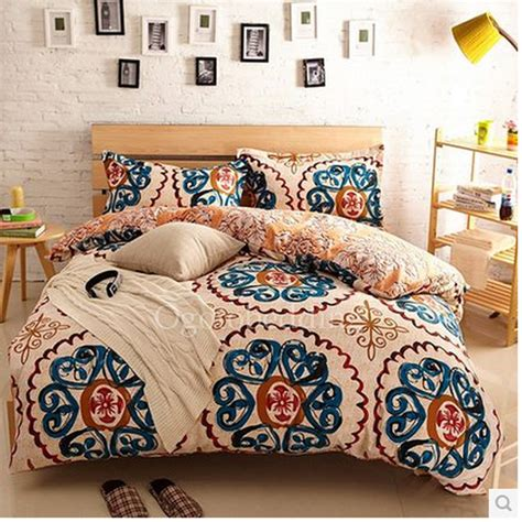 Patterned Comforters by Beige And Blue Patterned Pretty Unique Comforter Sets