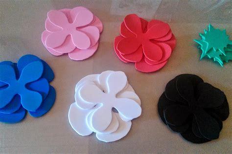Imagenes Flores De Goma Eva | imagenes de como hacer flores de goma eva