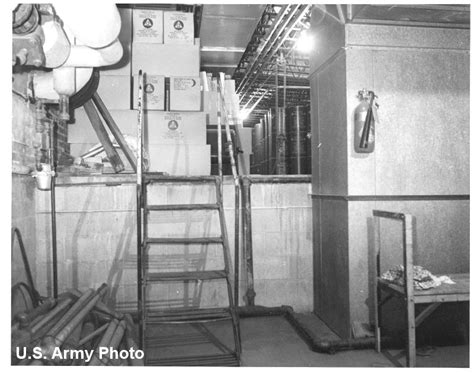 civil defense museum usace fallout shelter photographs
