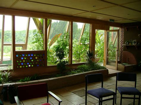 Earthship Interior by Flickr Photo