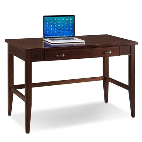 Cherry Writing Desk by Leick Laurent Writing Desk In Chocolate Cherry 10511