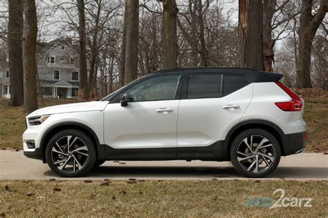 2019 Volvo Xc40 Gas Mileage by 2019 Volvo Xc40 T5 Awd R Design Review Web2carz