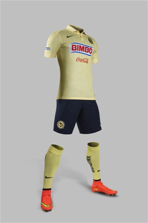 imagenes nike club america nike and club america unveil home and away kits for the