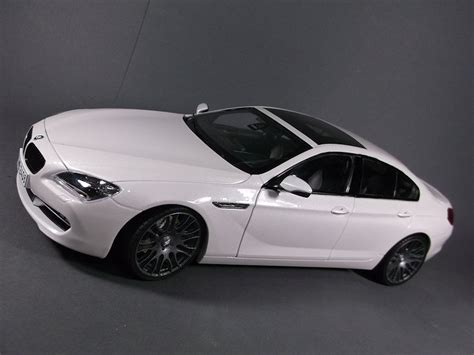 Bmw 6er Gran Coupe Tieferlegen by 1 18 Modifizierung Eines Bmw F06 6er Gran Coupe