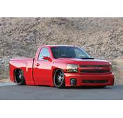 17 Incredibly Cool Red Trucks Youd Love To Own Photos