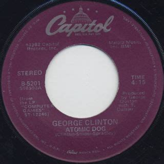 atomic george clinton george clinton atomic 7inch capitol 中古レコード通販 大阪 root