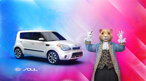 Kia Soul Hamster Commercial 2009 In My Mind Nelsdrums