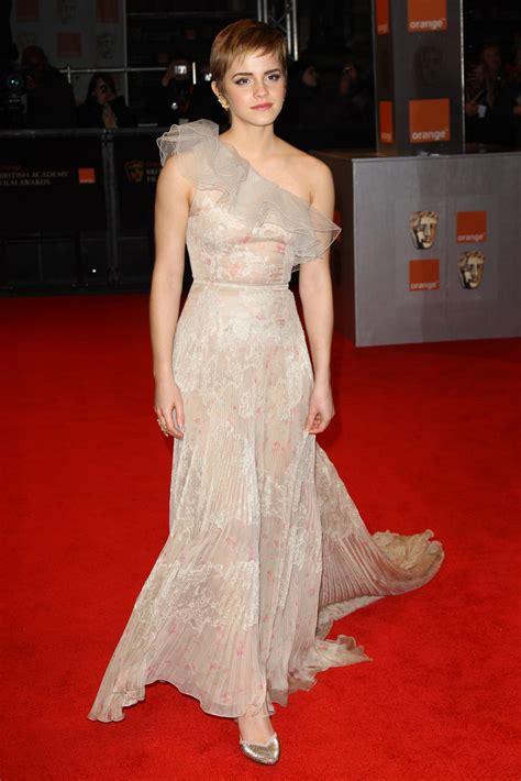 emma watson british academy film awards emma watson cast as belle in disney s live action beauty