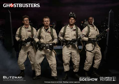 Figure Buster ghostbusters ghostbusters 1984 special pack sixth scale