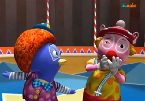 Backyardigans Best Clowns In Town Image Breathers Breathinf Png The