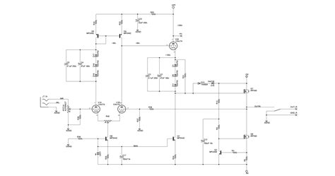 transistor headphone lifier schematic direct coupled headphone tavish design