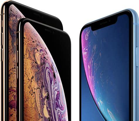 iphone xs  iphone xr design tech specs  price comparison macrumors