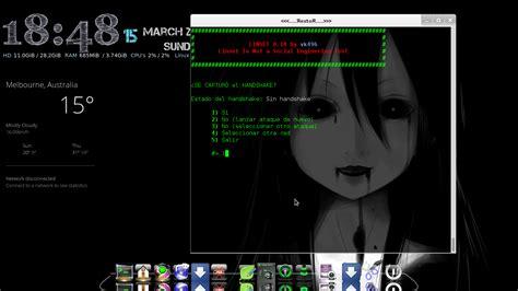 hack ex tutorial cara hack wifi wpa2 psk tanpa wordlist menggunakan linset