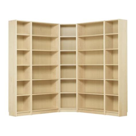 ikea billy corner bookcase white images