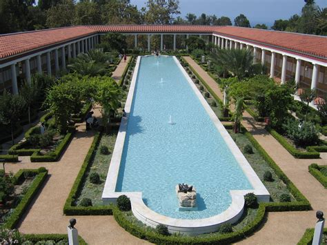 file pool at getty villa jpg