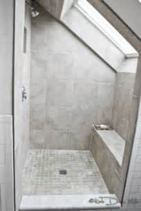 Attic bathroom new construction contemporary bathroom boston