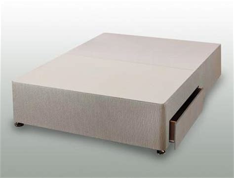 King Size Base With Drawers by King Size 2 Drawer Divan Base 150cm Corstorphine Bed