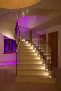 treppen led beleuchtung staircase lighting brilliant lighting