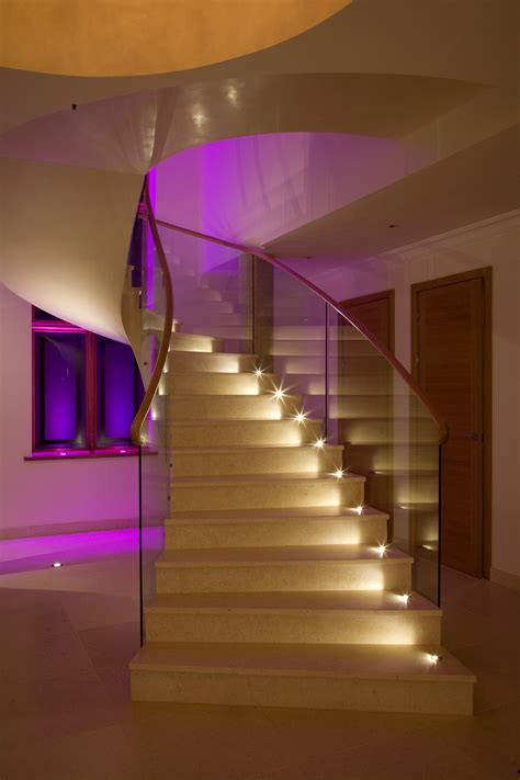 light illuminazione staircase lighting brilliant lighting