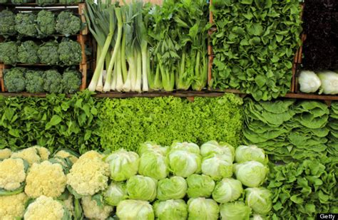 e green vegetables on hrt then eat your greens