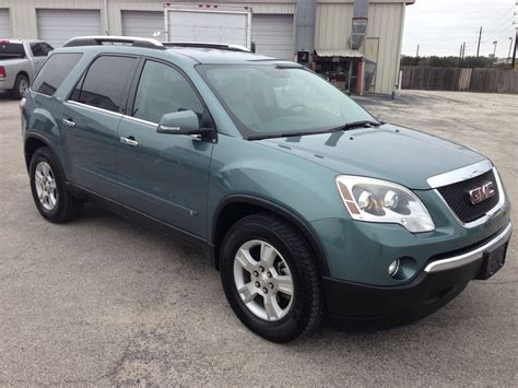 auto body repair training 2009 gmc acadia parking system 2009 gmc acadia review cargurus