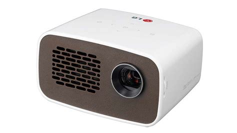 Led Projector lg ph300 minibeam led projector with embedded battery xcite alghanim electronics best