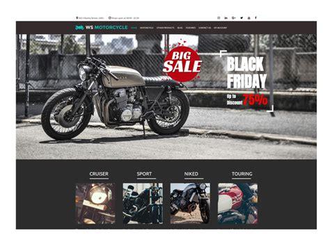 wordpress themes free motorcycle ws motorcycle free responsive motorbike store