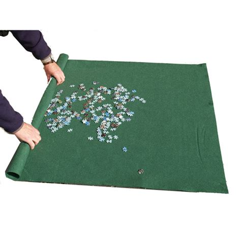 Jigsaw Puzzle Mat by Puzzle Mat Roll Up Michael S Crafts
