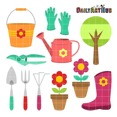 pictures of things designworks lessons painting a garden trowel