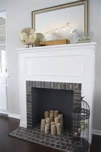 kamin basteln diy faux fireplace the budget decorator