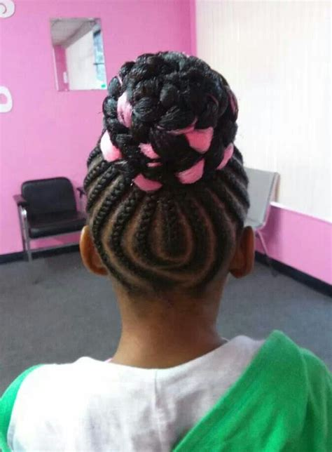 kids braids with bun 336 best buns images on pinterest black girls hairstyles