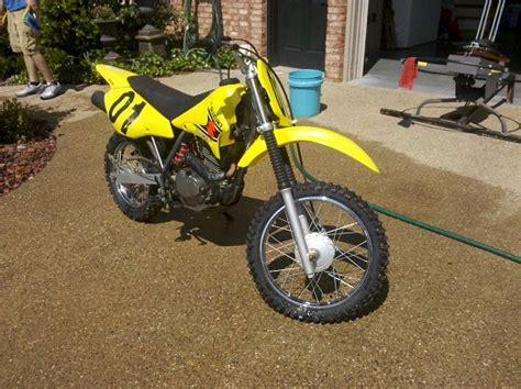 2003 Suzuki Drz 125 Parts 2003 Suzuki Drz 125 700 100397929 Custom Dirt Bike