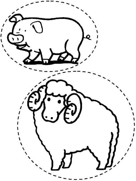 nativity scene animals coloring pages nativity coloring pages